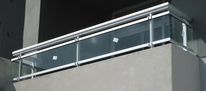 Mega Aberturas De Alta Prestacion Aluminio Y Pvc - Balcones-aluminio