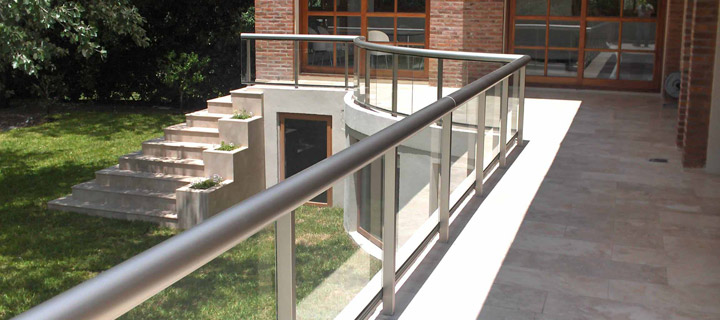 Mega aberturas de alta prestaci n aluminio y pvc - Cerramientos de aluminio para balcones ...